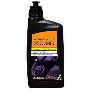 Трансмиссионное масло Xenum X-Tran 75W90 GL4/5 (1 литр)