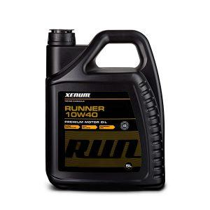 Моторное масло Xenum RUNNER 10W40 (5л)