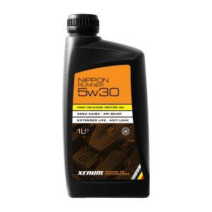 Моторное масло Xenum NIPPON RUNNER 5W30 (1л)