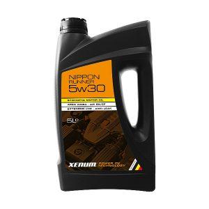 Моторное масло Xenum NIPPON RUNNER 5W30 (5л)