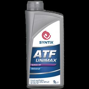 Трансмиссионное масло Syntix ATF Unimax (1л)
