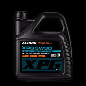 Моторное масло XENUM XPG 5W30 (4л)