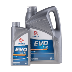 Моторное масло Syntix EVO LL III 5W30 (5 л)